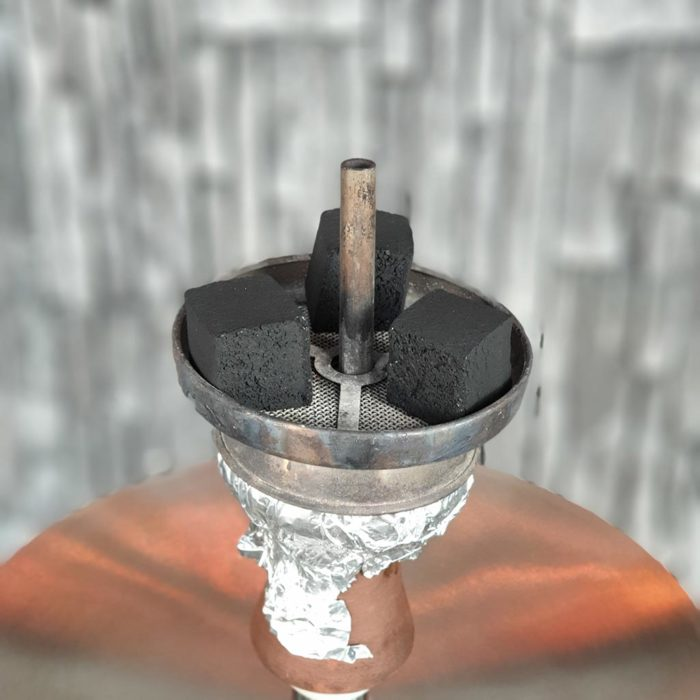 26mm Shisha Kohle - Shisha Kohle kaufen vom Fachmann